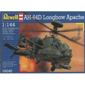 REVELL 04046 AH-64D APACHE 1/144