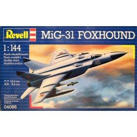 REVELL 04086 Mig-31 Foxhound
