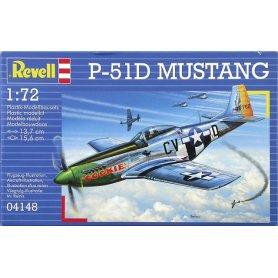 REVELL 04148 P-51D MUSTANG     1/72
