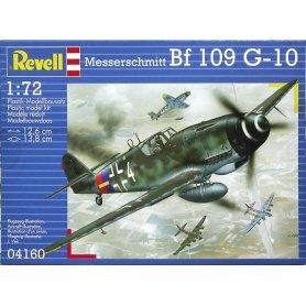 REVELL 04160 ME BF109 G 1/72