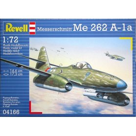 REVELL 4166 ME 262 A-1A        1/72