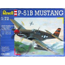 Revell 1:72 North American P-51B Mustang