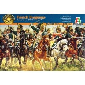 ITALERI 6015 FRENCH DRAGOONS