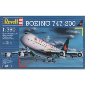 REVELL 04210 BOENING 747       1/390