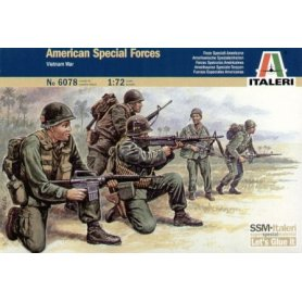 ITALERI 6078 US SPEC. FORCE