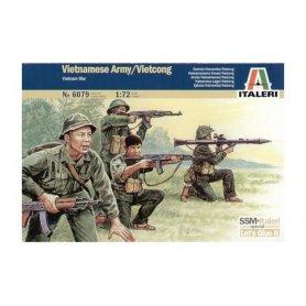 ITALERI 6079 VIETNAMESE ARMY 1/72