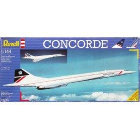 REVELL 04257 CONCORDE 1/144