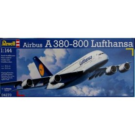 REVELL 04270 AIRBUS A-380 LUFTHANZA