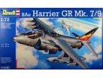 REVELL 04280 BAE HARRIER MK7