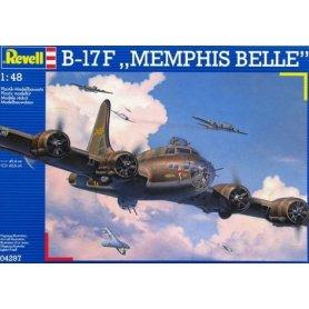 REVELL 04297 B-17F MENPHIS B.  1/48