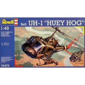 REVELL 04476 BELL UH-1C/E HUEY 1/48