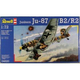 Revell 1:72 Junkers Ju-87 B-2 / R-2 Stuka