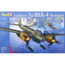 Revell 1:72 Junkers Ju-88 A-4
