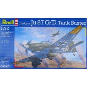 REVELL 04692 JU-87 G/D TANK 1/72