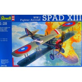 REVELL 04730 SPAD XII          1/28