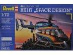 REVELL 04833 BK 117 SPACE DESIGN