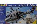 REVELL 04837 WESTLAND LYNX HAS.3