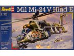 REVELL 04839 MIL MI-24 HIND D/E
