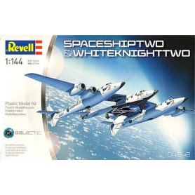 REVELL 04842 APACESHIPTWO&CARRIER