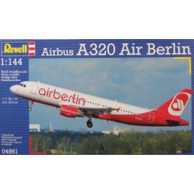 REVELL 04861 AIRBUS A320 TURKISH