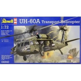 REVELL 04940 UH-60A Transport helicopter