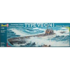 REVELL 05100 TYPE VII C/41    1/144