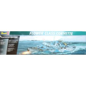 REVELL 05112 FLOWER CLASS CORVETTE