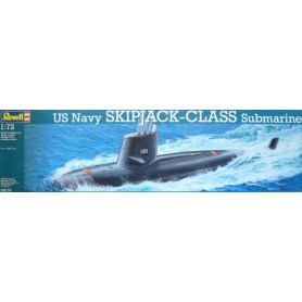 REVELL 05119 US NAVY SKIPJACK CLASS
