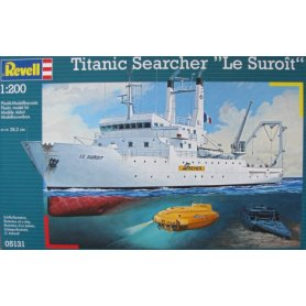 REVELL 05131 TITANIC SEACHER