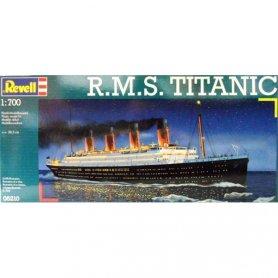 REVELL 05210 RSM TITANIC