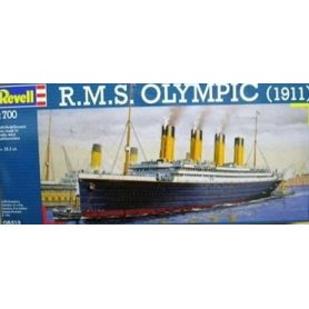 REVELL 05212 RMS OLYMPIC 1911