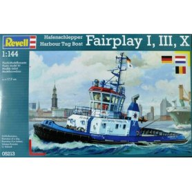 REVELL 05213 HARBOUR TUG BOAT FAIR