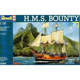 REVELL 05404 HMS BOUNTY       1/110