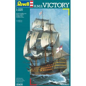 REVELL 05408 HMS VICTORY      1/225