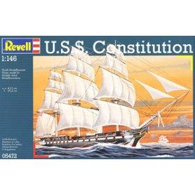 REVELL 05472 USS CONSTITUTION