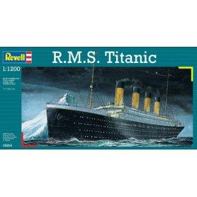REVELL 05804 RMS TITANIC     1/1200