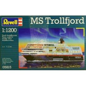 REVELL 05815 MS TROLLFJORD