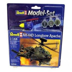REVELL 64046 AH-64D LONGBOW APACHE