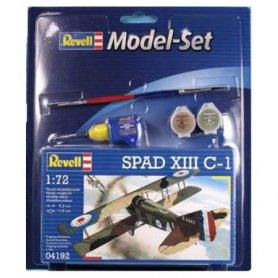REVELL 64192 MODEL SET SPAD XIII C1