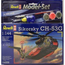 REVELL 64858 MODEL SET CH-53G