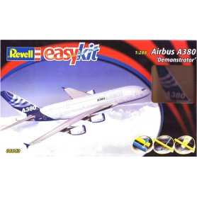 REVELL 1:288 06640 AIRBUS A380 NEW LIVERY EASYKIT