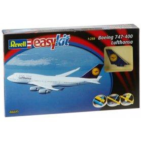 REVELL 06641 BOEING 747 EASY 1/288