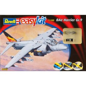 REVELL 06645 HAWKER HARRIER EASY K.