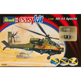 REVELL 06646 AH-64 APACHE EASY KIT