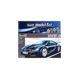Revell 67008 1/24 Model Set BMW i8