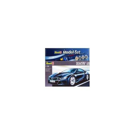 Revell 67008 1/24 Model Set BMW i8