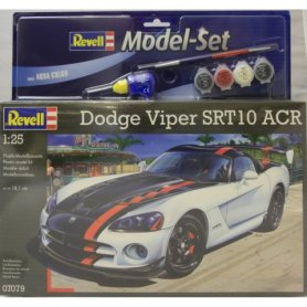 REVELL 67079 SET DODGE VIPER SRT