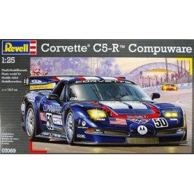 REVELL 07069 CORVETTE C5-R