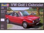 REVELL 07071 VW GOLF I CABRIOLET