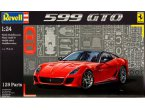 REVELL 07091 FERRARI 599 GTO